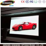 L'intérieur de qualité supérieure P1.875 mur vidéo LED en couleur