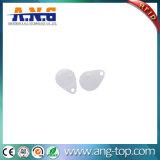 Tag da freqüência ultraelevada RFID da jóia da forma RFID da gota
