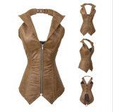 Un chaleco más pechugón de las mujeres de las talladoras de la carrocería de la cintura del corsé atractivo al por mayor de los amaestradores