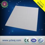 Revêtement professionnel antimousse de plafond de baisse de PVC de modèle