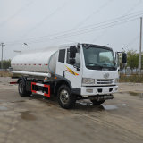 10ton FAW 4X2 5000 litros del depósito de aceite de la luz de carretilla