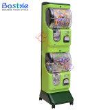 De muntstuk In werking gestelde Automaat van het Stuk speelgoed van de Capsule van de Machine Gashapon Voor Verkoop
