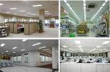 lâmpada de painel do diodo emissor de luz da luz do ecrã plano do diodo emissor de luz de 100lm/W 40W 600*600mm