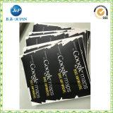 Stickers CSA van de Waarschuwing UL van Mylar Pi van de Polyester van het frame de Bestand voor Lithium Ionen batteryjp-Np001)
