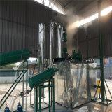 Pequena Fábrica de reciclagem de resíduos investir para obter o diesel do Óleo de Motor Usado