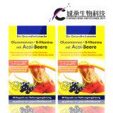 Gmp-weicher Kapseln Glucomannan Gewicht-Verlust und Abnehmen-Kapsel