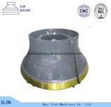 Qualität Sandvik konkav und Umhang-Kegel-Zerkleinerungsmaschine-Teile