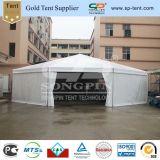 20m огнеупорный Decagon алюминиевая рама для хранения временных палаточных для продажи