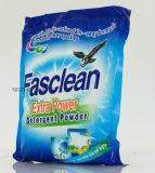 Pó extra poderoso do detergente da potência de 500g Fasclean