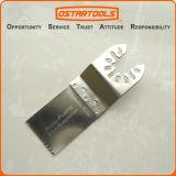 """31mm (1-3/16 """")のステンレス鋼のクイックリリースのアーバーが付いているユニバーサルマルチツールののこ歯"""