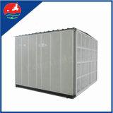 HTFC-45AK en aluminium de série de l'unité de chauffage modulaire double vitesse