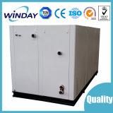 40CV scroll refrigerado por agua chiller para uso industrial.
