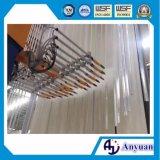 Aluminiumprofil-Farbanstrich-Zeile Puder-Beschichtung-Zeile mit TUV