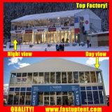 Fastup ABS Wand kaufen doppelter Decker-Festzelt-Zelt für Ausstellung