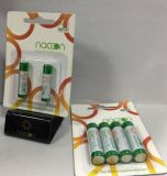 NIMH AAA 800mAh 1.2Vの充電電池