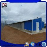 Costruzioni Pre-Costruite riutilizzabili del metallo della struttura d'acciaio per la Camera di pollo