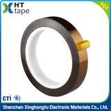 Fita adesiva elétrica da isolação da selagem de baixo pano branco da fibra de vidro do ruído