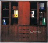 オフィス(AG-02)のための引出しが付いている豪華な木製のファイリングキャビネット