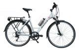 Monca populäre Stadt Ebike elektrisches Fahrrad mit Form-Lithium-Batterie der Flaschen-33V/9ah für Langstrecke