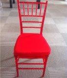 Красного Кьявари Тиффани стул для наружной стороной