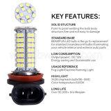 H8 LED LUZ ANTINIEBLA Coche de alquiler de luz LED (H8-096Z3528)