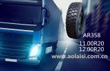 [11.00ر20&12.00ر20] [ور رسستنس] كلّ فولاذ شاحنة وحافلة إطار لأنّ عمليّة بيع
