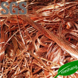 Schrott-Kupfer-Schrott des SGS-99.9% kupfernen Draht-99.99%
