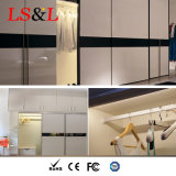 운동 측정기 점화를 위한 LED 부엌 찬장 빛