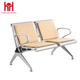 Stuhl-Wartestühle des Fabrik-Großhandelspreis-Stahlflughafen-2-Seater