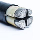 1-35kv kupfernes Isolierung Belüftung-Umhüllungen-Energien-Tiefbaukabel des Leiter-XLPE