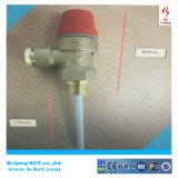 Régulateur en aluminium de pression de gaz de corps avec le clapet à gaz Obturator compensé BCTNR04