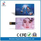 De deskundige 2GB Aandrijving van de Flits van de Creditcard USB
