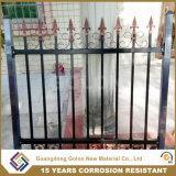 Загородка ковки чугуна орнаментальной безопасности прочная самомоднейшая стальная