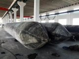 Shipyard Use Marine Rubber Airbags for Vessel Launching