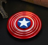 Best-seller Captain America main avec de longs temps de Rotation de bobine (WY-HS04)