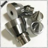 Précision usinant les pièces de rechange d'acier inoxydable