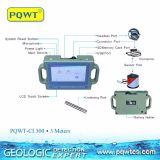 Pqwt-Cl300 3 da exatidão elevada da terra de água da tubulação medidores de detetor de escape