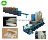 Macchina recentemente automatica di produzione del documento di rullo della sigaretta dell'illustrazione