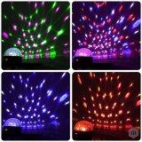 Illuminazione dell'interno dello studio della fase del punto della strumentazione LED del DJ
