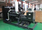 conjunto de generador diesel 30kw-2000kw con la exportación de la cogeneración de CHP a Rusia
