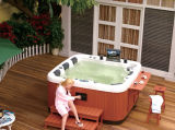 5 Pessoa Acrylic piscina spaBanheira de Hidromassagem (SPA-522)