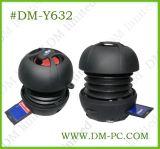소형 SD 카드 스피커 (#DM-Y632)