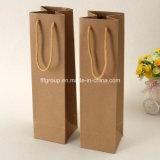 Las tiendas populares bolsas de papel de embalaje