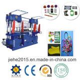 Machine en caoutchouc automatique de presse hydraulique de longeron pour la garniture de Slicone