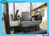 Мини-строительная техника Гусеничный гидравлический экскаватор компактный водить самосвал