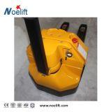 Тип миниая тележка Китая Walkie Jack паллета размера 1.5ton электрическая с регулятором DC Кертис