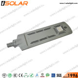One Lithium Battery Solar Powered Street LightのIsolar 40W Integrated All