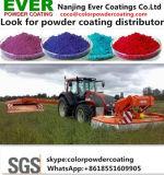 Polyester Tgic &#160 van het Weer van Landbouwmachines de UV Bestand; De Verf van de Deklaag van het poeder