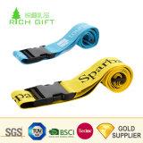 卸し売り中国は販売のためのあなた自身のブランク調節可能な荷物ストラップのスーツケースベルトをカスタム設計する
