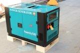 10kw Water-Cooled 유형 휴대용 디젤 엔진 발전기